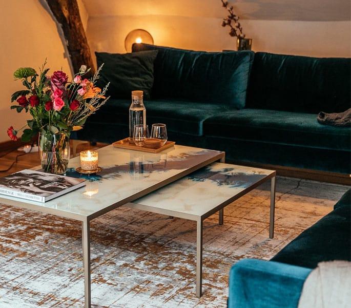 Opulent Home - Louis de Poortere Rugs