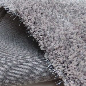 Opulent Home - Silver Rug Collection (Silver)