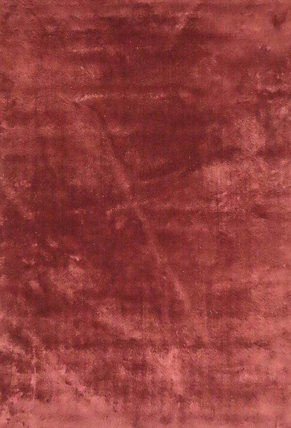 Oppulent Home Benji Rug Collection Dark Orange
